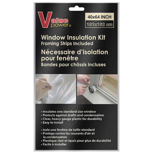 Picture of Window Insulation Kit 40X64 - No 078167