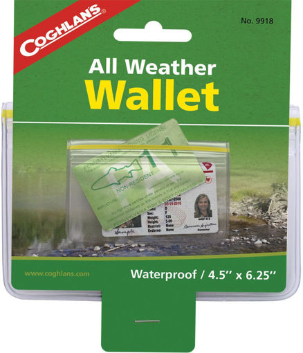 Picture of Waterproof Wallet - No 9918