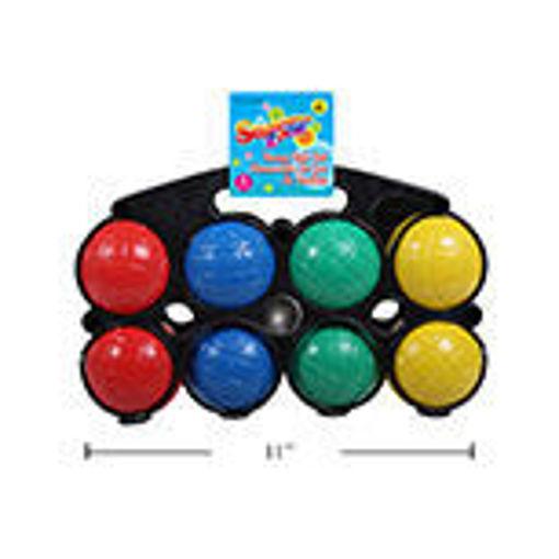 Picture of Bocce Balls 9Pcs - No 13336