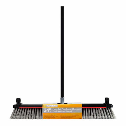 Picture of Broom Push-Squeeze Hd 24in - No 177782