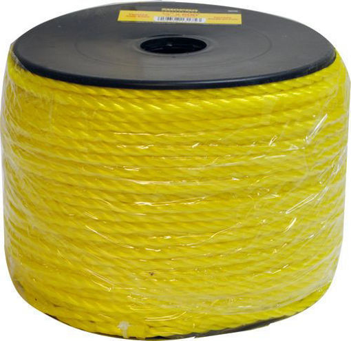 Picture of Poly  rope 1-4inX600Ft Reel - No R001706