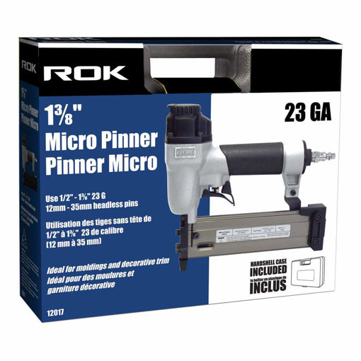 Picture of Pin Nailer 2In 23Ga  1-3-8In - No 12017