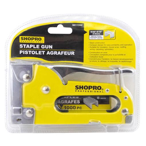Picture of Staple Gun Medium Duty 4-8Mm - No S011592