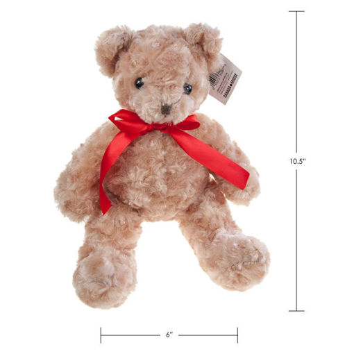 Picture of Teddy Bear Classic Plush 10.5In - No 31087PKA