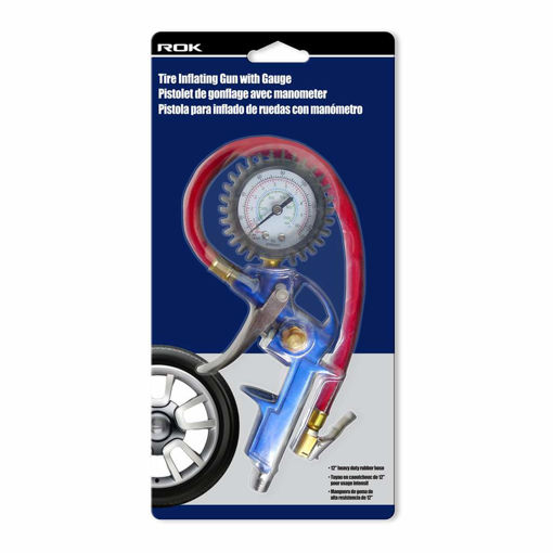 Picture of Tire Inflating Gun W-Gauge - No 14027