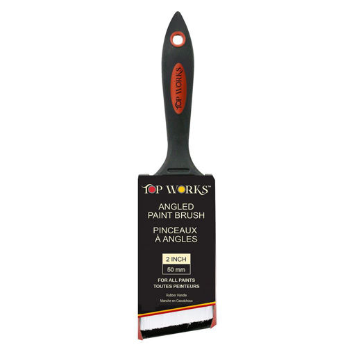 Picture of Paint Brush Poly 2in Angled - No 077354
