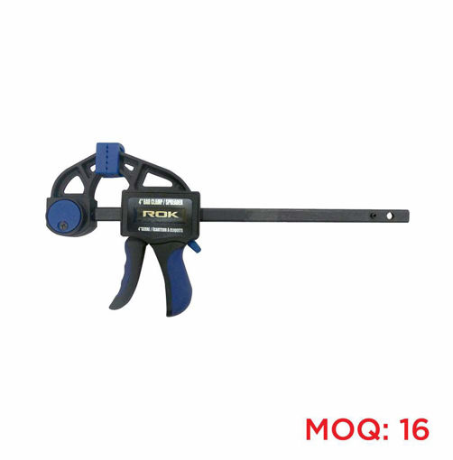 Picture of Ratcheting Clamp 16 Pc - No 50472